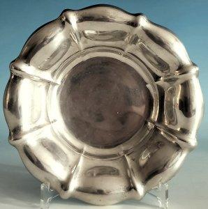 Silberschale 800 Tschechoslowakei
