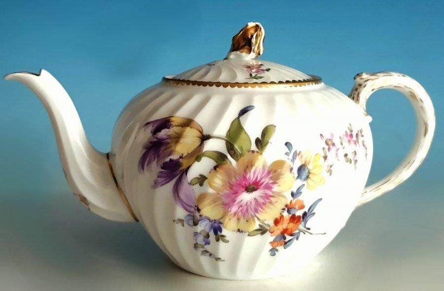 Teekanne Nymphenburg