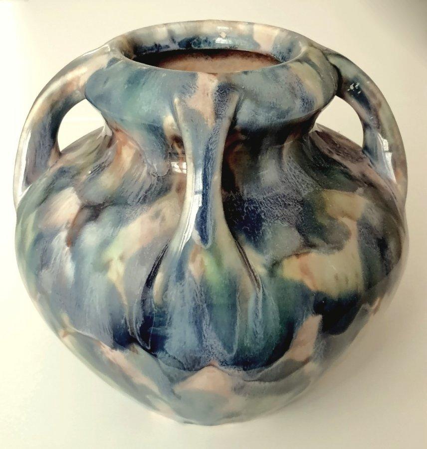 Vase im Jugendstil